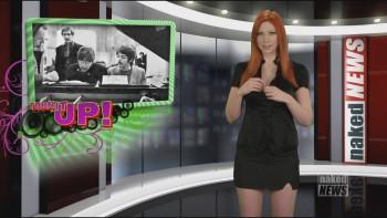 Naked news katherine curtis — img 15