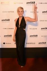 Sharon Stone - amfAR's Inspiration Gala in Sao Paulo 4/4/14