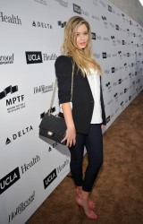 Sasha Pieterse - 3rd Annual Reel Stories, Real Lives Benefiting The Motion Picture & Television Fund in Hollywood 4/5/14