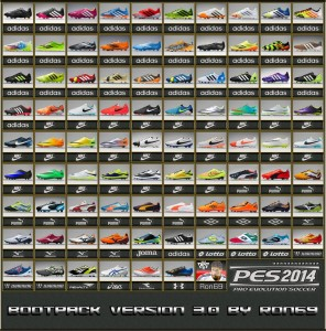 Download PES 2014 Bootpack v3.0 by Ron69