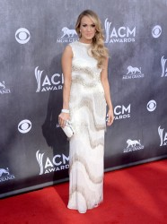 Carrie Underwood - 49th Annual Academy Of Country Music Awards in Las Vegas 4/6/14