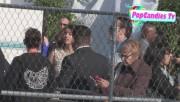 Leaving Film Independent Spirit Awards in Santa Monica (February 23) 07a52e319327999