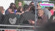 Leaving Film Independent Spirit Awards in Santa Monica (February 23) C3e854319328133