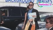 Leaving Film Independent Spirit Awards in Santa Monica (February 23) Cbf0ae319328762