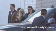 Nina & Ian Arrive to Elton Johns Oscar Viewing Party (February 24) 33ac57319330647