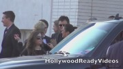 Nina & Ian Arrive to Elton Johns Oscar Viewing Party (February 24) A25dc1319330659