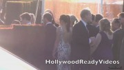 Nina & Ian Arrive to Elton Johns Oscar Viewing Party (February 24) E3fa1b319331290