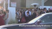 Nina & Ian Arrive to Elton Johns Oscar Viewing Party (February 24) Ef505a319331160