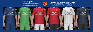 Download PES 2014 Manchester United Fantasy GDB by Onur Çetin