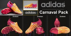 Download Adidas F50 adizero Carnaval TRX FG - Zest/Berry