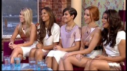 The Saturdays - This Morning 7th April 2014 576p