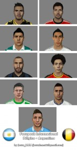 FIFA 14 Facepack Nº 6 By JosueLMM - Internacional