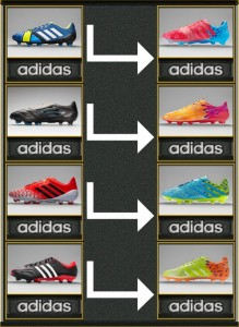 Download PES 2014 Bootpack 3.0 Adidas Carnaval Pack