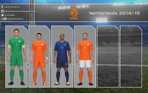 Download PES 2014 Netherlands 2014-15 GDB by Nemanja