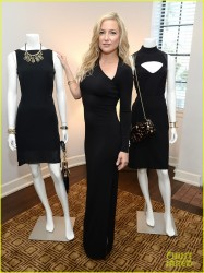 Kate Hudson - Little Black Dress Collection for Ann Taylor Event in West Hollywood 4/8/14