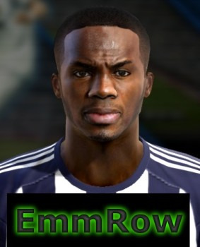 Download Victor Anichebe PES 2012-2013 face by EmmRow