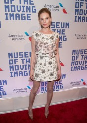 Kate Bosworth - Museum of the Moving Image Honors Kevin Spacey in NYC 4/9/14