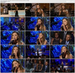 Ariana Grande - I Have Nothing (In Performance at the White House: WOS 2014) - HD 1080i