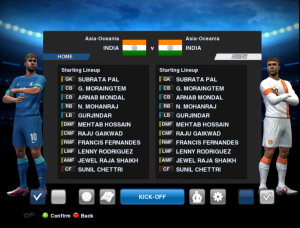Download INDIAN team mod/Patch for PES 2013
