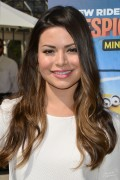 Miranda Cosgrove -  Minion Mayhem Universal Hollywood 4/11/14