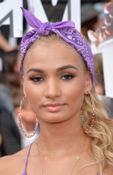 Pia Mia Perez  - 2014 MTV Movie Awards in LA 4/13/14