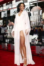 Rihanna - 2014 MTV Movie Awards in LA 4/13/14