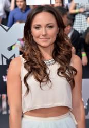 Briana Evigan - 2014 MTV Movie Awards in LA 4/13/14