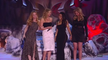 KATE UPTON - LESLIE MANN - CAMERON DIAZ - NICKI MINAJ - MTV Movie Awards 2014