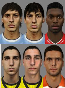 FIFA14 a_Nuk3's Facepack 8