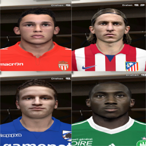Download PES 2014 International facepack by rednik