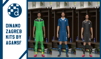 Download Dinamo Zagreb Kits By AGAMSF