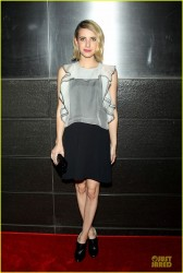 Emma Roberts - 2014 New Yorkers for Children Spring Gala & Dinner Dance � A Fools Fete in NYC 4/21/14