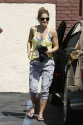 Candace Cameron Bure - Dancing With The Stars Practice in Hollywood 04//20/14