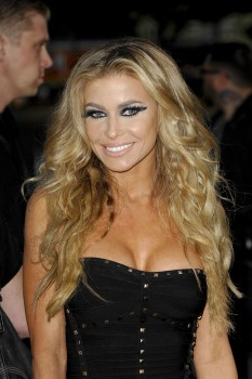 Carmen Electra - 6th Annual Revolver Golden Gods Awards in LA 04/23/2014