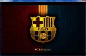 Download PES 2014 FC Barcelona Start Screen by MikeEvolutionSoccer