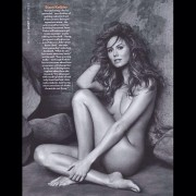 Stacy Keibler - Nude on People's Most Beautiful Issue