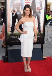 "Lyndsy Fonseca - ""Neighbors"" Premiere in Westwood 4/28/14"