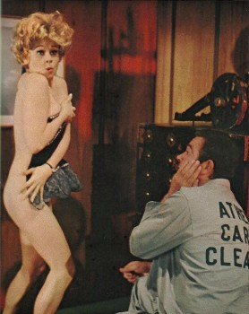 Consider, that Actress sue ann langdon nude remarkable