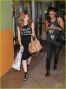 Jennette Mccurdy - Out for ice cream 4/30/14