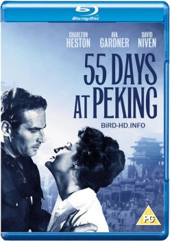 55 Days at Peking 1963 m720p BluRay x264-BiRD