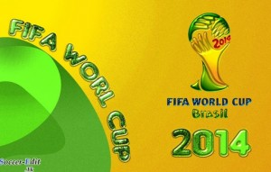 FIFA 2014 World Cup Splash by soccer-edit