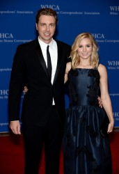 Kristen Bell - 100th Annual White House Correspondents' Association Dinner in Washington,DC 5/3/14