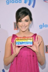 Kacey Musgraves - 25th Annual GLAAD Media Awards in NYC 5/3/14