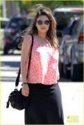 Mila Kunis - Shopping in Hollywood 5/3/14