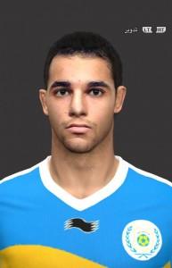 Download PES 2014 Amr El Solya Face by PrinCe Shieka