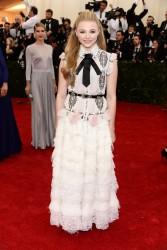 Chloe Grace Moretz - 2014 Met Gala in NYC 5/5/14
