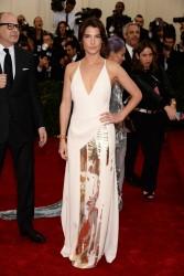 Cobie Smulders - 2014 Met Gala in NYC 5/5/14