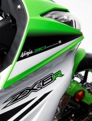2015 Kawasaki ZX-6R Ninja 30th Anniversary Edition