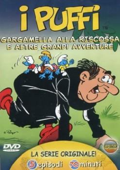 I Puffi Vol. 17 - Gargamella alla Riscossa & Altre Grandi Avventure (2008) DVD5 COPIA 1:1 ITA