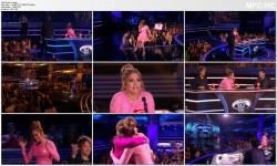 Jennifer Lopez leggy - American Idol - 5.7.14